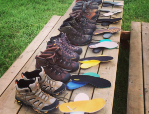 Hiking Shoe Insole