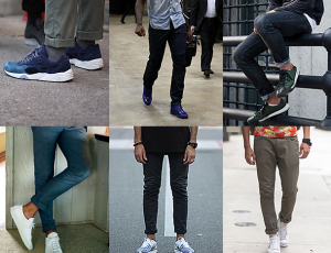 Types of Men's Casual Shoes and Boots