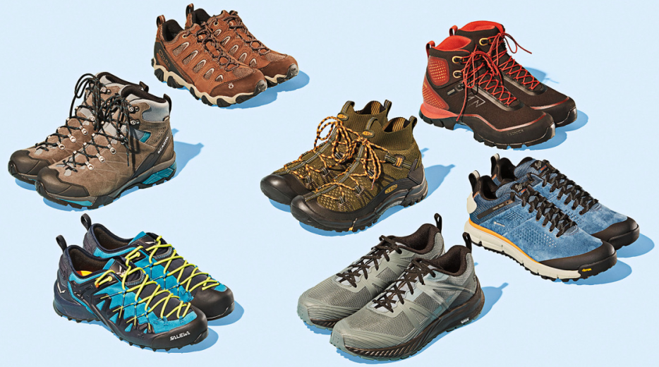 Types of Hiking Boots and The Pros and Cons