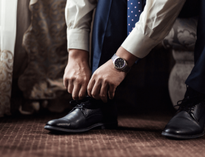 Types of Men's Dress Shoes