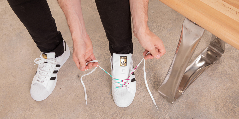 5 Ways To Lace Your Shoes Part 1