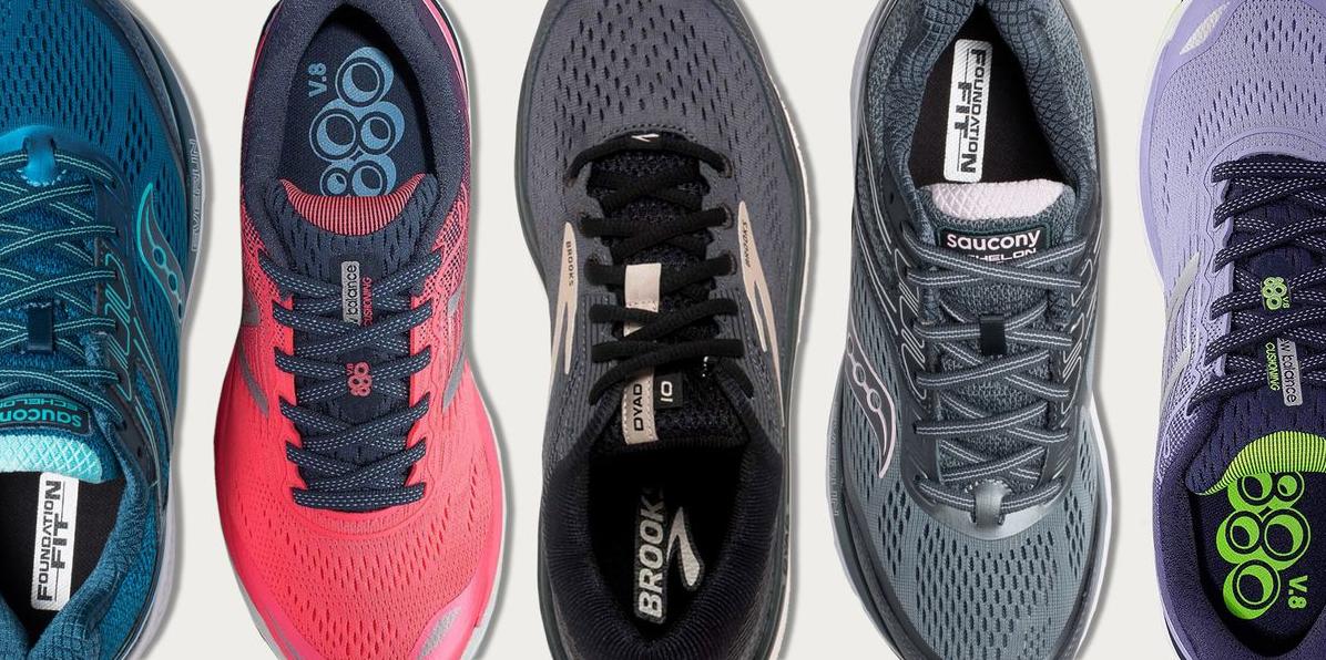 The Most Common Running Shoe Brands